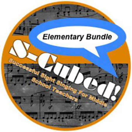 S-Cubed! The Elementary Sight Singing Bundle