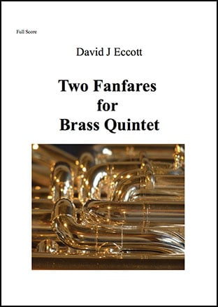 Two Fanfares for Brass Quintet