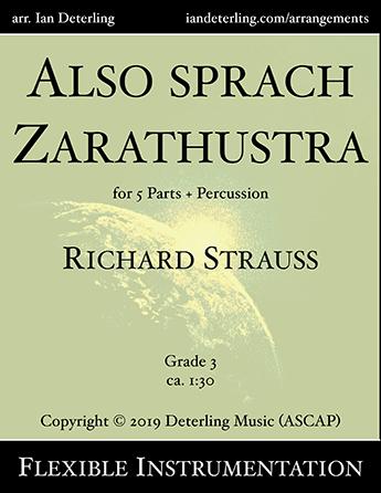 Also sprach Zarathustra (Flex-Band)