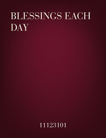 Blessings Each Day