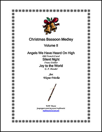Christmas Bassoon Medley Volume II
