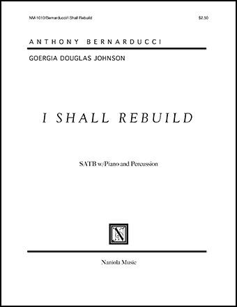 I Shall Rebuild