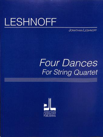 Four Dances for String Quartet