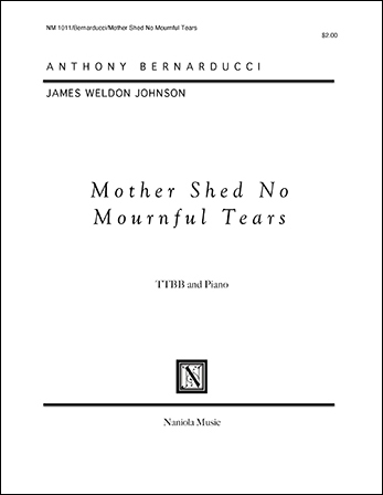 Mother Shed No Mournful Tears