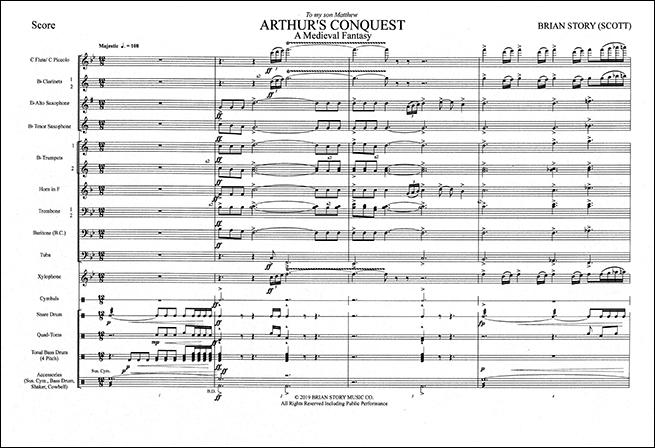 Arthur's Conquest