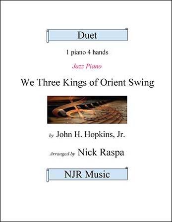 We Three Kings of Orient Swing