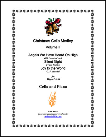 Christmas Cello Medley Volume II