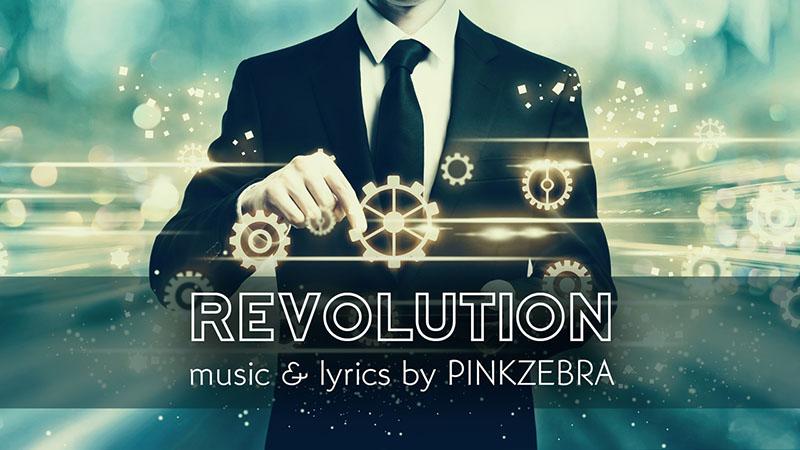 Revolution Cover