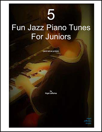 5 Fun Jazz Piano Pieces for Juniors