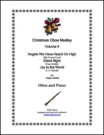 Christmas Oboe Medley Volume II
