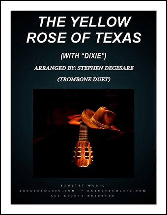 The Yellow Rose Of Texas (with