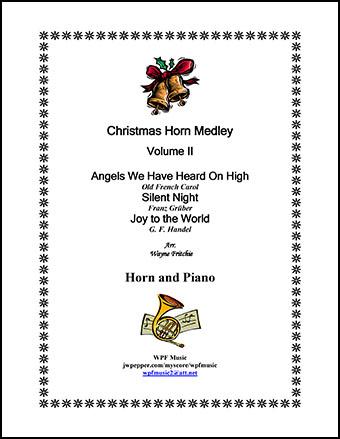 Christmas Horn Medley Volume II
