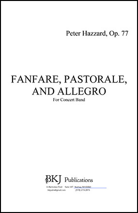 Fanfare, Pastorale & Allegro, Op. 77