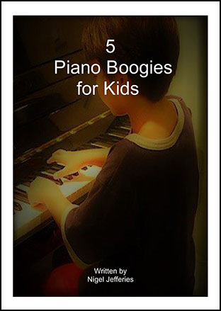 5 Fun Piano Boogies for Kids
