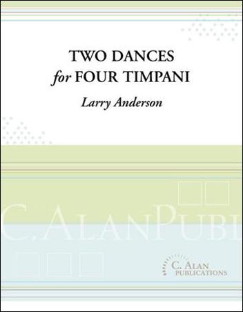 Two Dances for Four Timpani