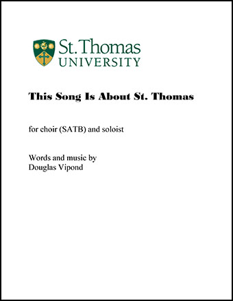 This Song Is About St. Thomas