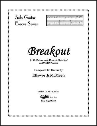 Breakout (DADGAD Tuning)