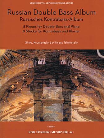 Russian Double Bass Album