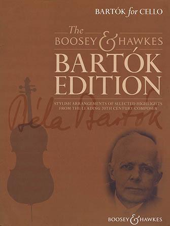 Bartok for Cello