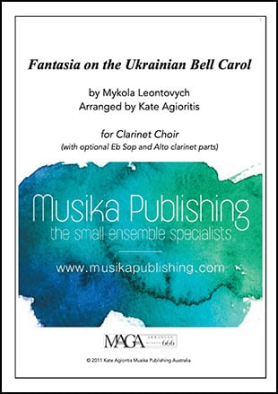 Fantasia on the Ukrainian Bell Carol