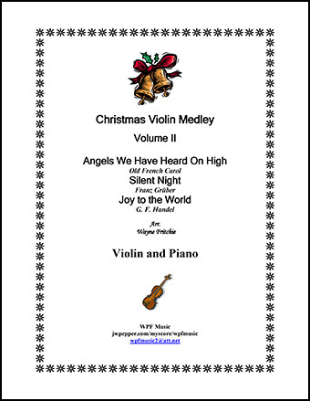 Christmas Violin Medley Volume II