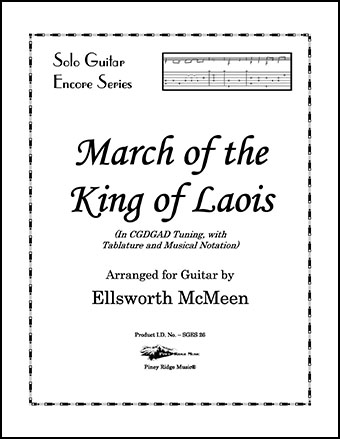 March of the King of Laois
