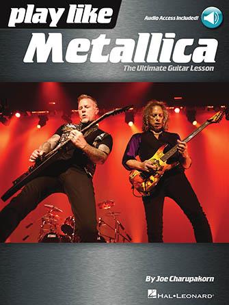 Play Like Metallica