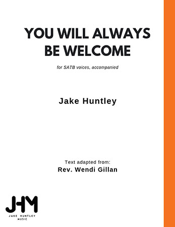 You Will Always Be Welcome
