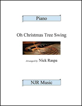 Oh Christmas Tree Swing