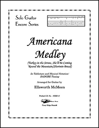 Americana Medley (Dropped D Tuning)