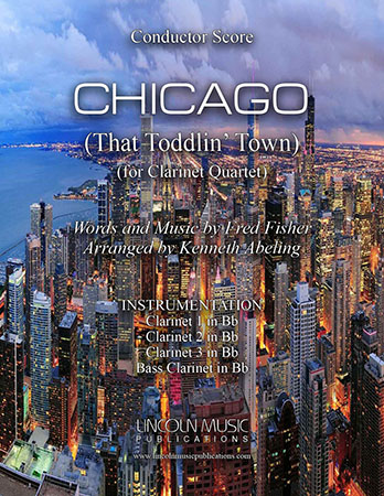 Chicago (That Toddlin' Town)