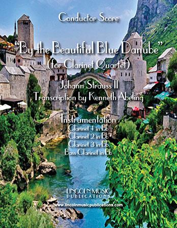 The Blue Danube Cover