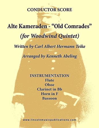 Alte Kameraden - Old Comrades