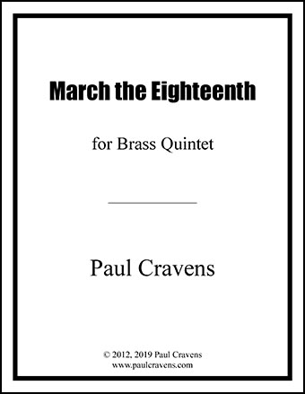 March the Eighteenth