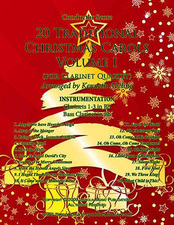 20 Traditional Christmas Carols Volume I Thumbnail