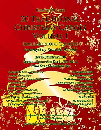 20 Traditional Christmas Carols Volume I