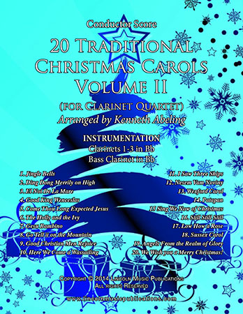 20 Traditional Christmas Carols Volume II