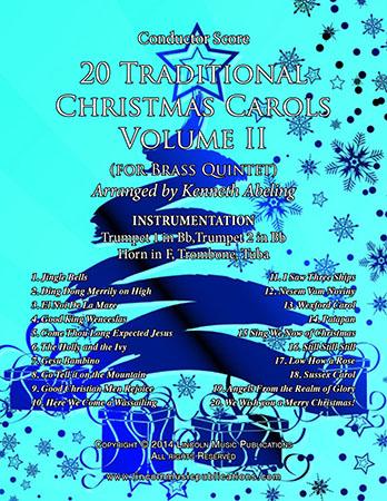 20 Traditional Christmas Carols Volume II Thumbnail
