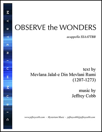 Observe the Wonders