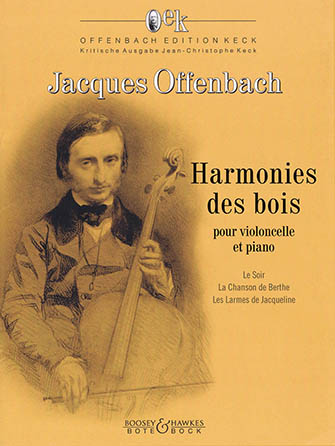 Harmonies Des Bois Cello & Piano