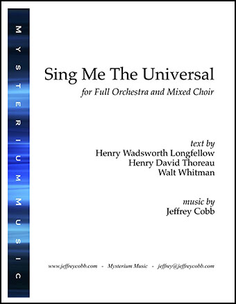Sing Me The Universal