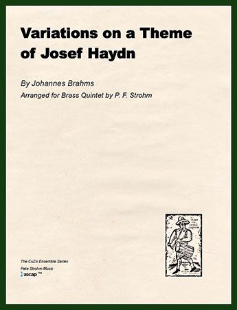 Variations on a Theme of Josef Haydn