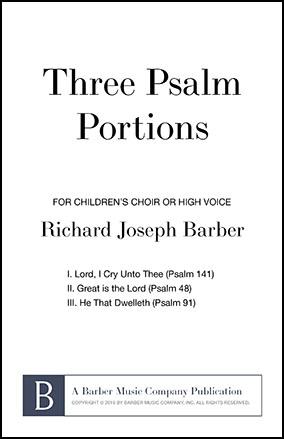 Three Psalm Portions