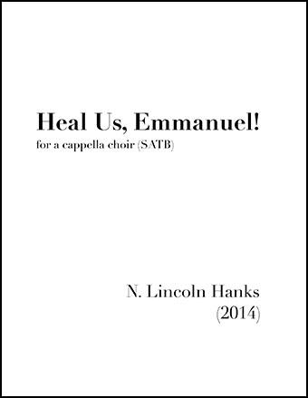 Heal us, Emmanuel!