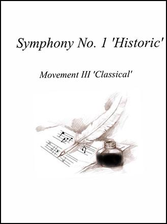 Symphony No. 1 'Historic'