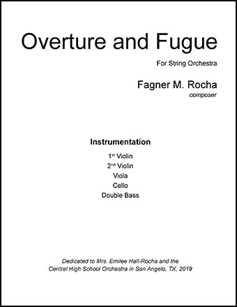 Overture and Fugue