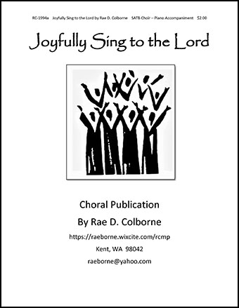 Joyfully Sing to the Lord