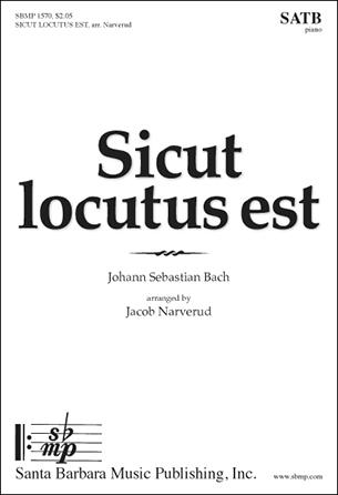Sicut Locutus Est