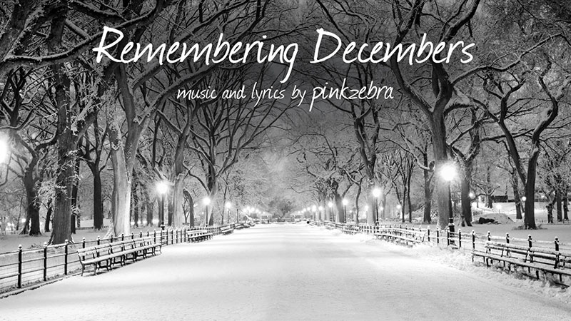 Remembering Decembers Cover
