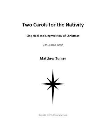 Two Carols for the Nativity